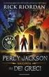 Cover of Percy Jackson racconta gli dei greci