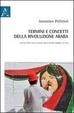 Cover of Termini e concetti della rivoluzione araba