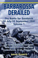 Cover of BARBAROSSA DERAILED