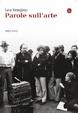 Cover of Parole sull'arte 1965-2007