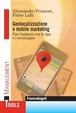 Cover of Geolocalizzazione e mobile marketing