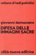 Cover of Difesa delle immagini sacre