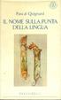 Cover of Il nome sulla punta della lingua