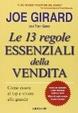 Cover of Le 13 regole essenziali della vendita