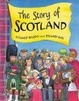 Cover of The Story of Scotland