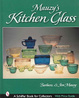 Cover of Mauzys Kitchen Glass: A Photographic Reference with Prices