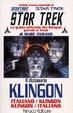 Cover of Star Trek - Il dizionario Klingon