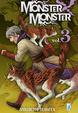 Cover of Monster x Monster vol. 3