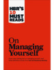 Cover of HBR's 10 Must Reads on Managing Yourself (with bonus article