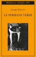 Cover of Le persiane verdi