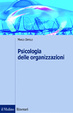 Cover of Psicologia delle organizzazioni