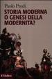 Cover of Storia moderna o genesi della modernità?