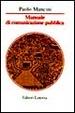 Cover of Manuale di comunicazione pubblica