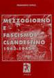 Cover of Mezzogiorno e fascismo clandestino