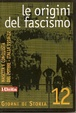 Cover of Le origini del fascismo