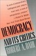 Cover of Democracy and Its Critics
