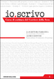Cover of Io scrivo - Vol. 3