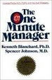 Cover of The One Minute Manager Anniversary Ed