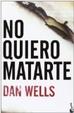 Cover of No quiero matarte
