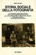 Cover of Storia sociale della fotografia