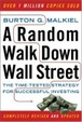 Cover of A Random Walk Down Wall Street