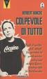 Cover of Colpevole di tutto
