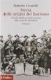 Cover of Storia delle origini del fascismo. L'Italia dalla grande guerra alla marcia su Roma