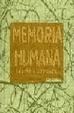 Cover of Memoria humana