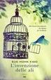 Cover of L'invenzione delle ali