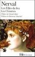 Cover of Les filles du feu ; Les Chimères