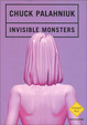 Cover of Invisible monsters