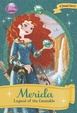 Cover of Merida: Legend of the Emeralds