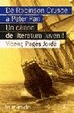 Cover of De Robinson Crusoe a Peter Pan