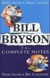 Cover of Bill Bryson the Complete Notes