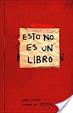Cover of Esto no es un libro