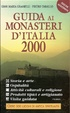 Cover of Guida ai monasteri d'Italia 2000