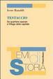 Cover of Testaccio. Da quartiere operaio a Village della capitale