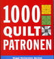 Cover of 1000 quilt patronen / druk 2