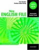 Cover of New English File: Student's Book Intermediate level