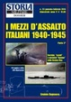 Cover of I mezzi d'assalto italiani 1940-1945 - Parte 2a