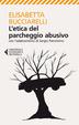 Cover of L'etica del parcheggio abusivo