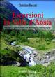 Cover of Escursioni in Valle d'Aosta. Sentieri e camminate tra montagne e meraviglie