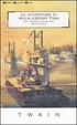 Cover of Le avventure di Huckleberry Finn