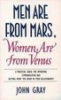 Cover of Men Are from Mars, Women Are from Venus