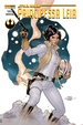 Cover of Star Wars: Principessa Leia
