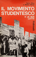Cover of Il movimento studentesco e le sue lotte