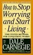Cover of How to Stop Worrying and Start Living