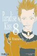 Cover of Paradise Kiss, nº8