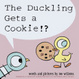 Cover of The Duckling Gets a Cookie!?