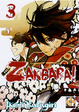 Cover of Zanbara! vol. 3
